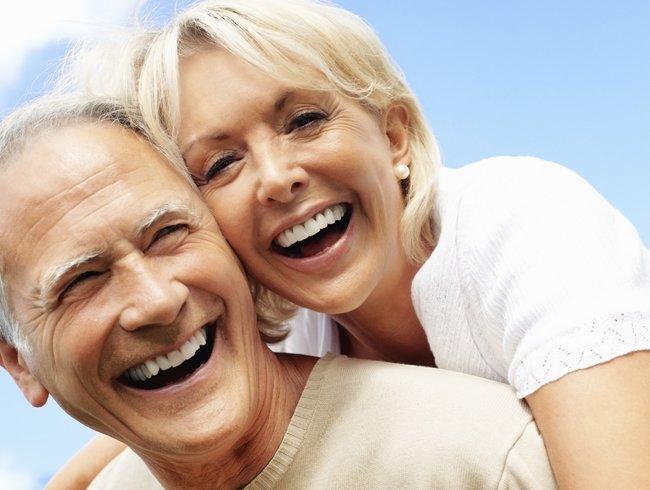 gens heureux vivent vieux